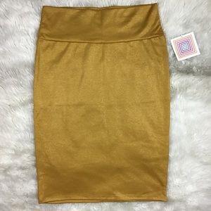 LuLaRoe Cassie Pencil Skirt M